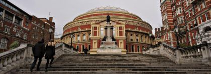 Step to the music, Albert Hall, London